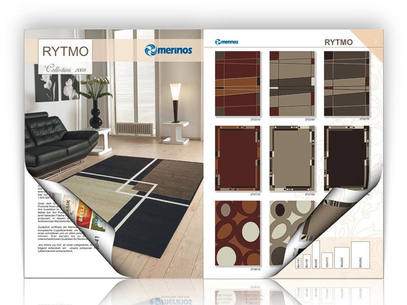 merinos katalog collection 2008. Black Bedroom Furniture Sets. Home Design Ideas